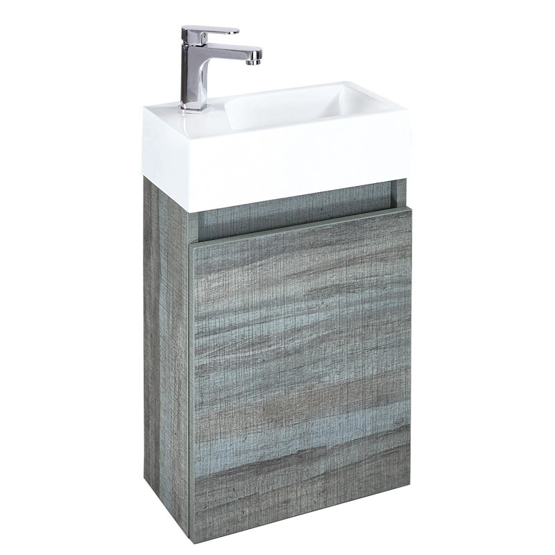 VERVE 40 Unit and Mineral Cast Basin Banane