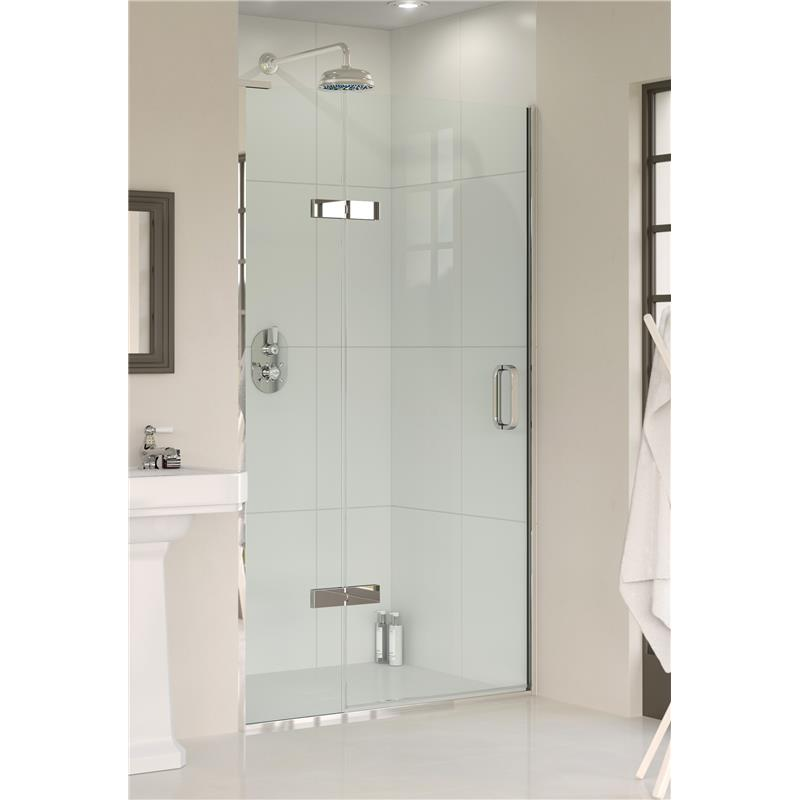 Eauzone Hinged Door With Hinge Panel For Recess 800mm Buy
