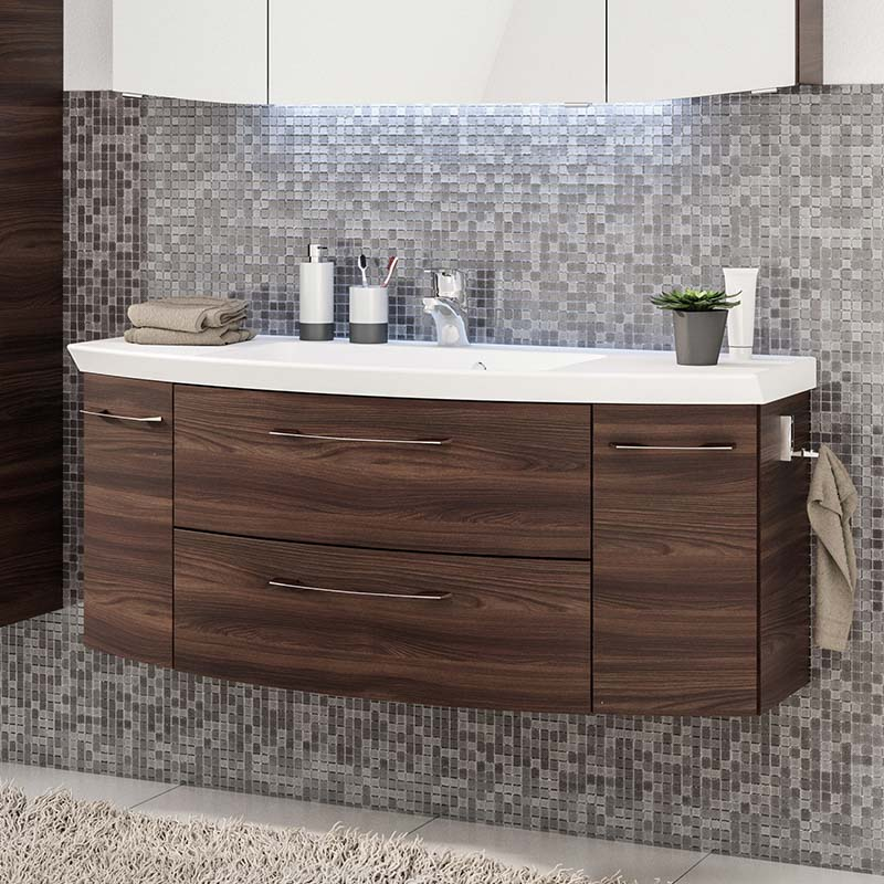 bathroom vanity units without basin. Cassca Bathroom Vanity Unit 2 Drawer Door  175429 Sink cabinets and wall hung vanity units at