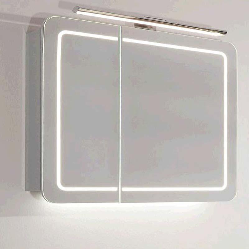 Contea Mirror Cabinet LH 700x800x170 2 Door