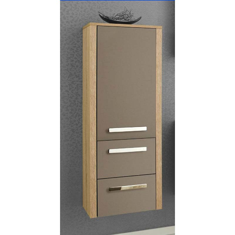 Lardo Wall Hung Side cabinet LH 1216x450x330 PG1