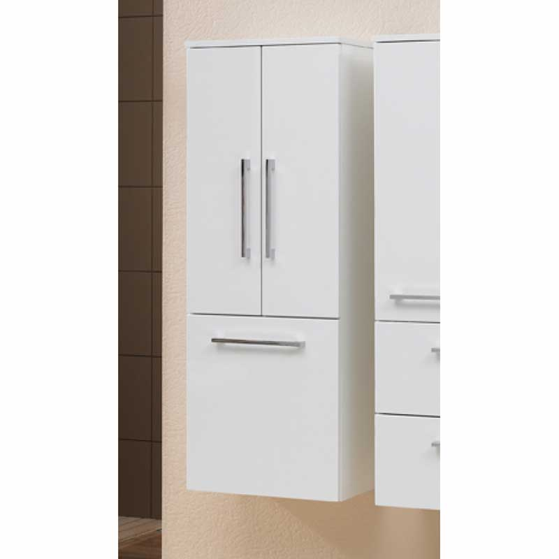 LUNIC Wall Hung Side cabinet LH 1220x450x330 PG1