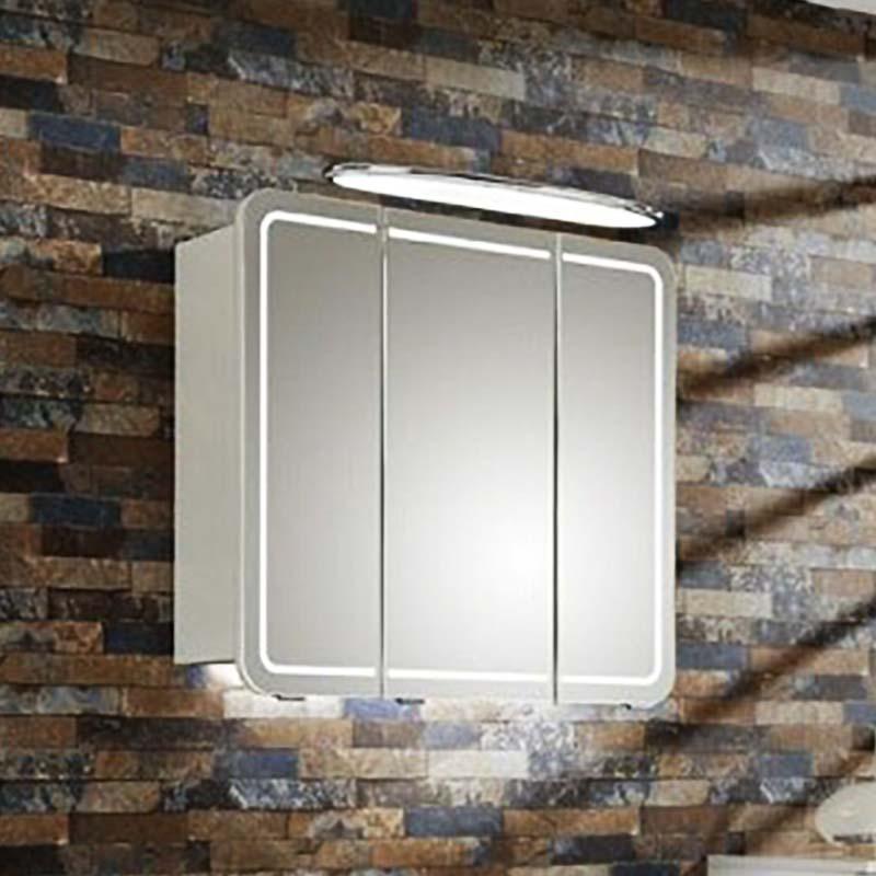 LUNIC Mirror cabinet 700x800x170 PG1