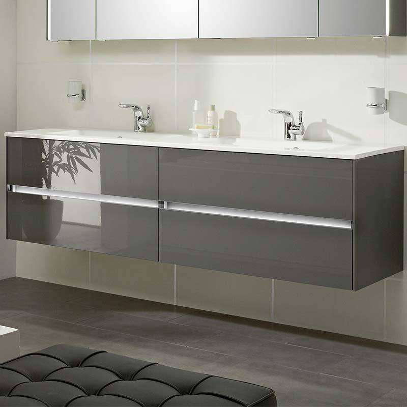 Solitaire 6010 Vanity Unit 512x1820x493 PG1