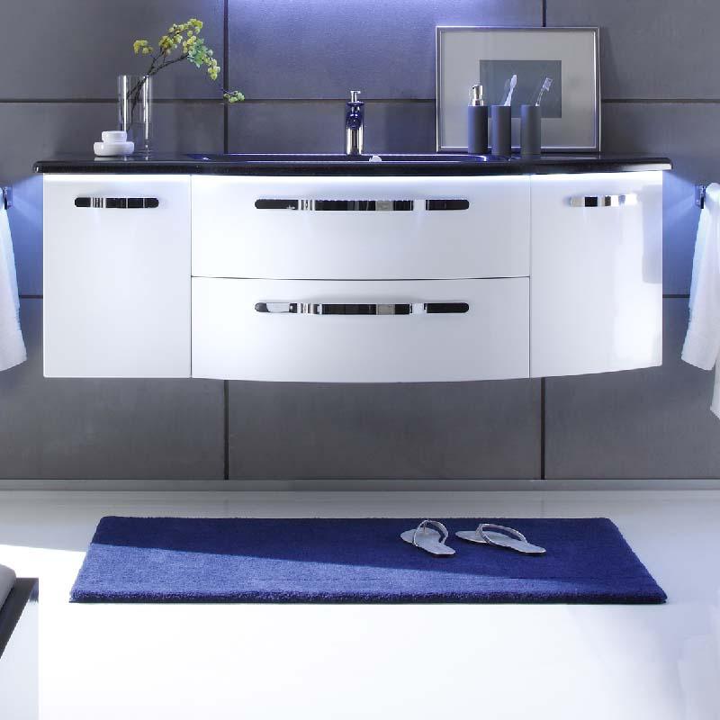 Solitaire 7005 Vanity Unit 480x1506x498 PG1 RH