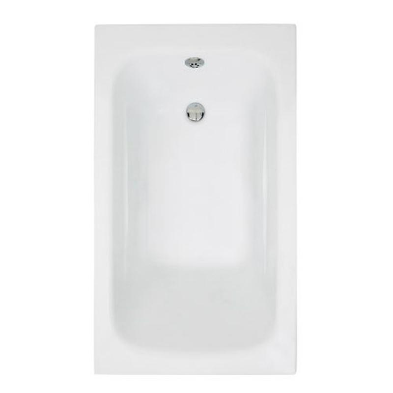 CRYSTAL Bath Single Ended (L120 x W70 x D41) 125 Litres