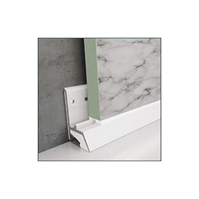 IDS Showerseal White PVC 1.85 MTR