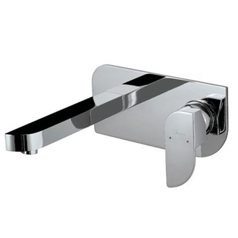 Alive Exposed Parts of Single Lever Built-in Concealed Manual Valve with Basin Spout (Suitable For Item ALD-233)