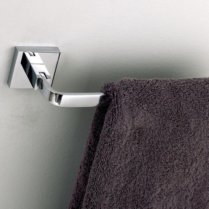 CU Series Square Towel Bar (Brass)