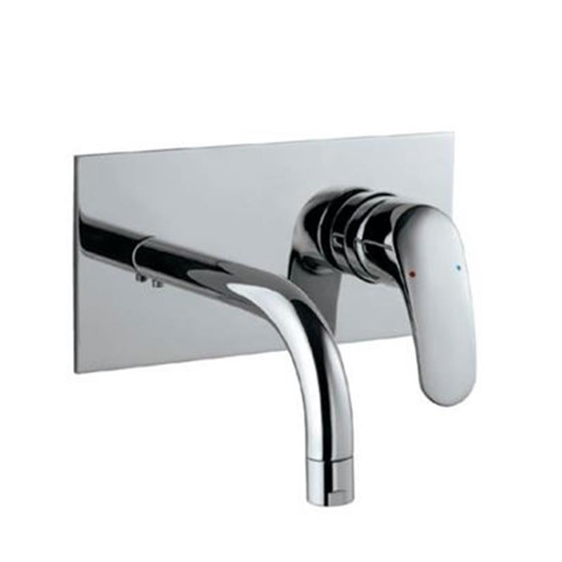 Eko Exposed Parts of Single Lever Built-in Concealed Manual Valve with Basin Spout (Suitable For Item ALD-233)
