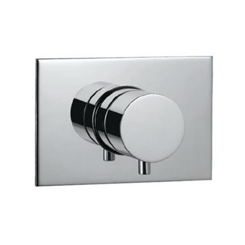 Florentine 4-Way Diverter Valve with 1-Shut-off Position & 3-Outlets (Recommended For Use with Item FLR-5679)
