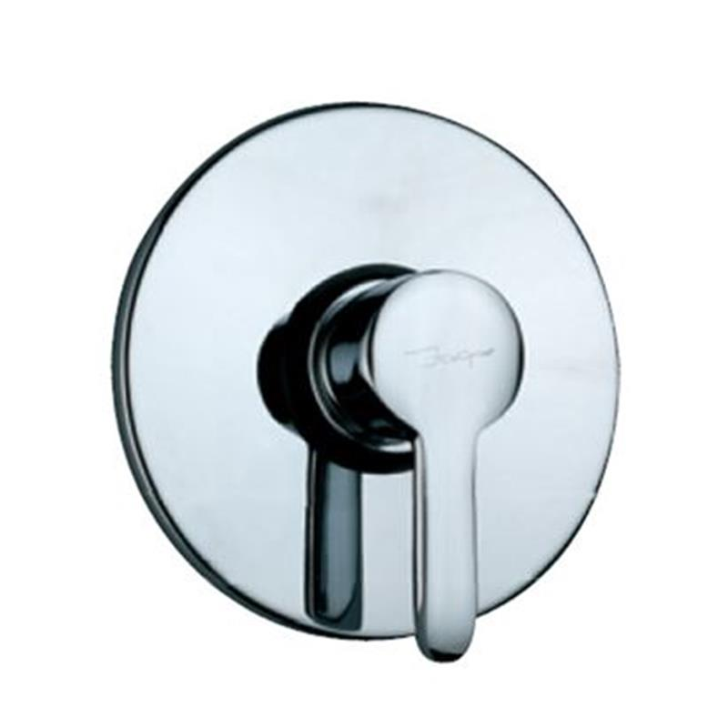 Fusion Single Lever Concealed Manual Shower Valve, 40mm Cartridge, HP 1.0