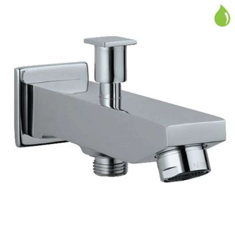 Kubix Bath Spout With Diverter & Wall Flange Buy Online At