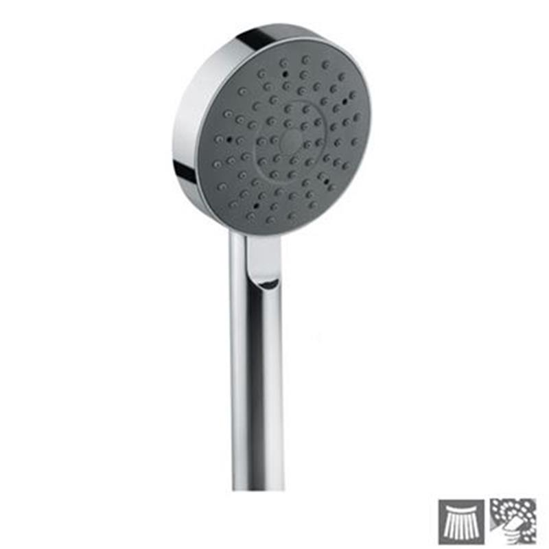 Single Function 100mm dia Round Shape Hand Shower, LP 0.3