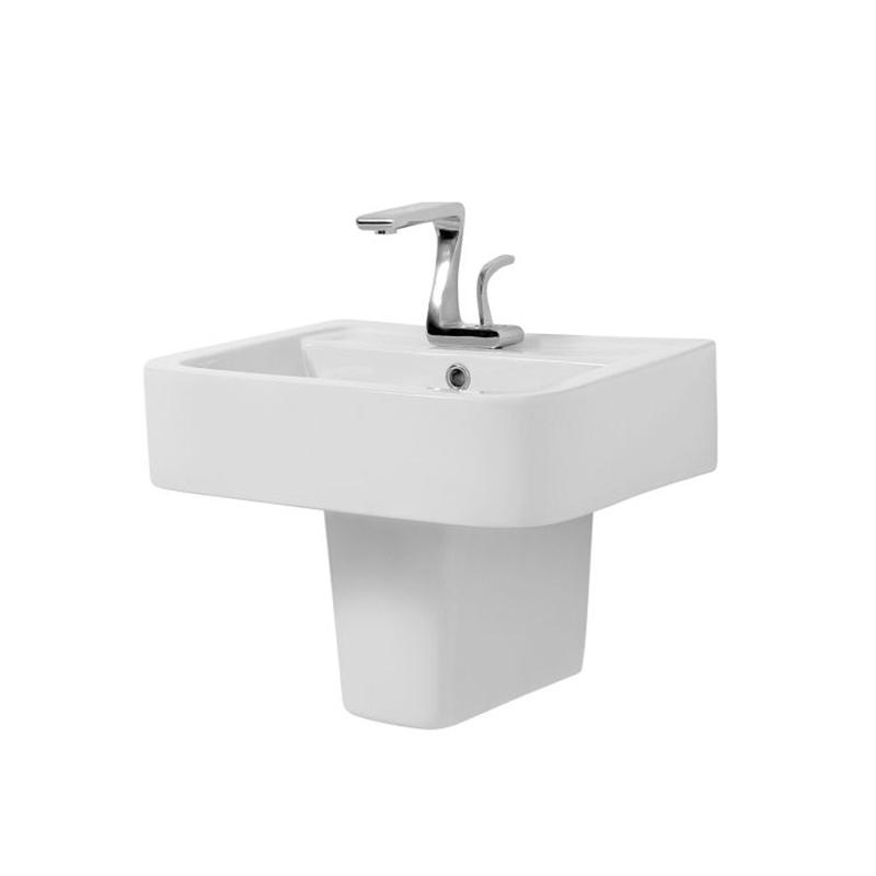 MAC Q 57 Basin & Semi Pedestal