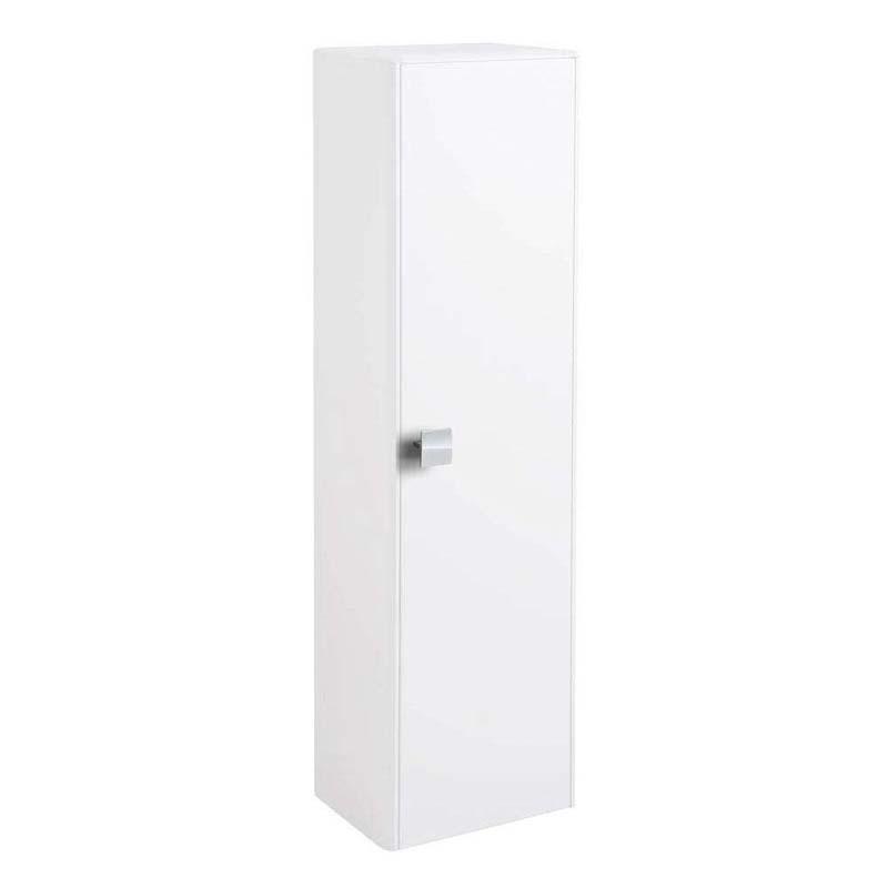 Sarenna wall hung tall bathroom cabinet buy online at for Tall bathroom wall cabinet
