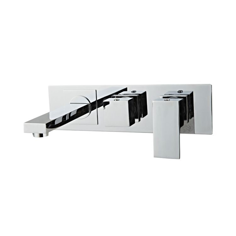 CU Series Concealed Thermostatic Shower Valve With Built In Diverter & Bath Spout