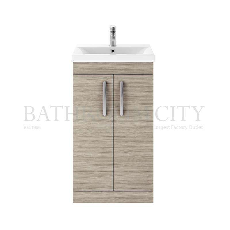 500 FS 2-Door Vanity With Basin A Drift wood