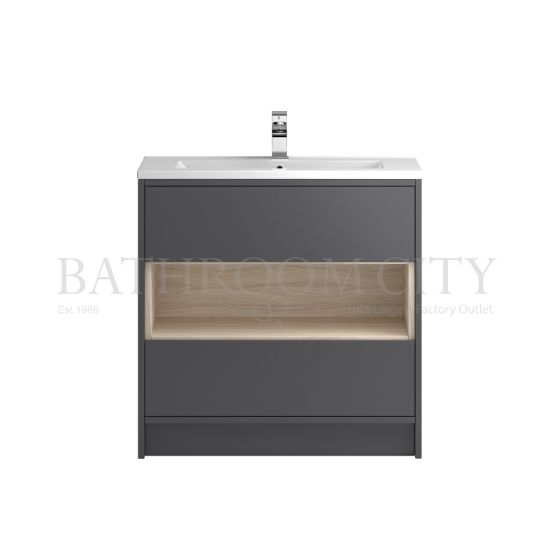 bathroom cabinets to go buy coast free standing 800 cabinet with storage amp basin 15666