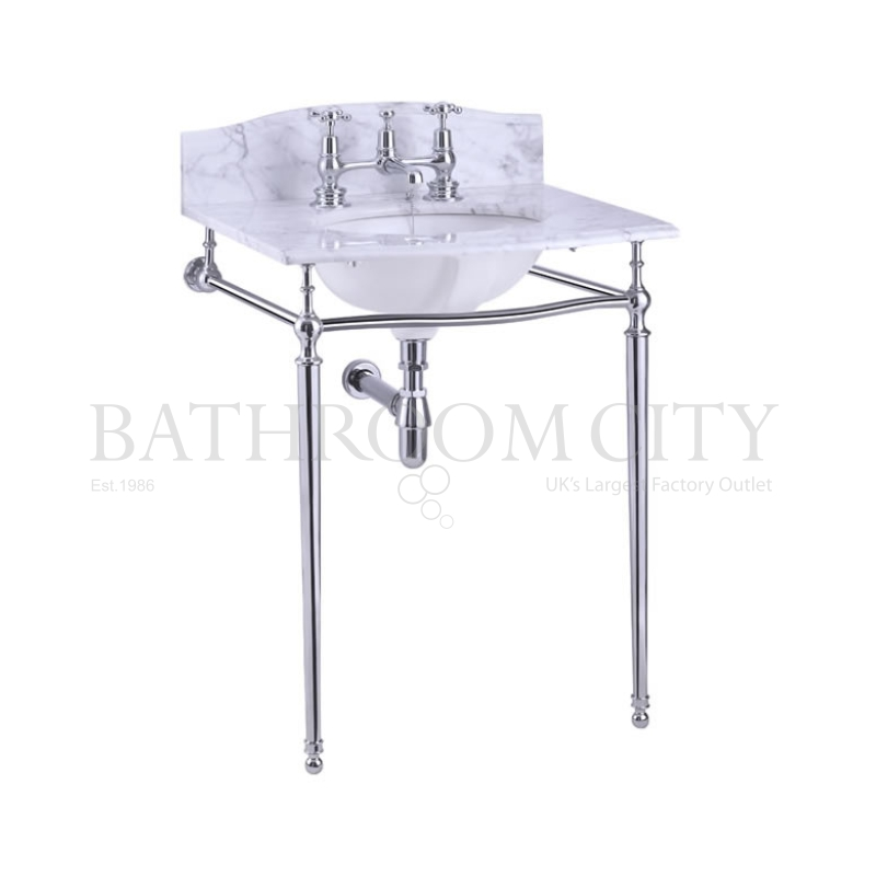 Georgian Marble washstand and basin 1TH standard with Splash backs