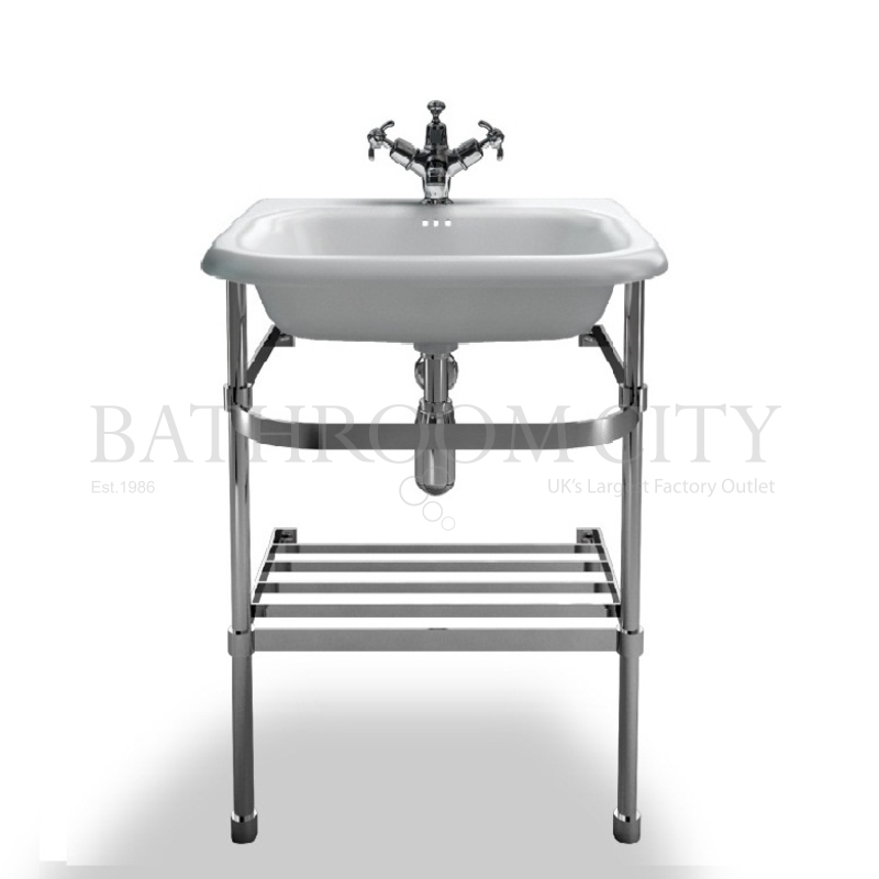 Traditional natural Stone 550 Basin and Washstand
