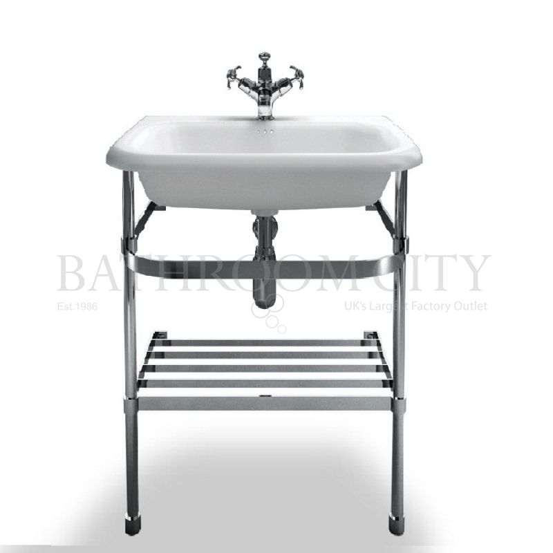 Traditional natural Stone 650 Basin and Washstand