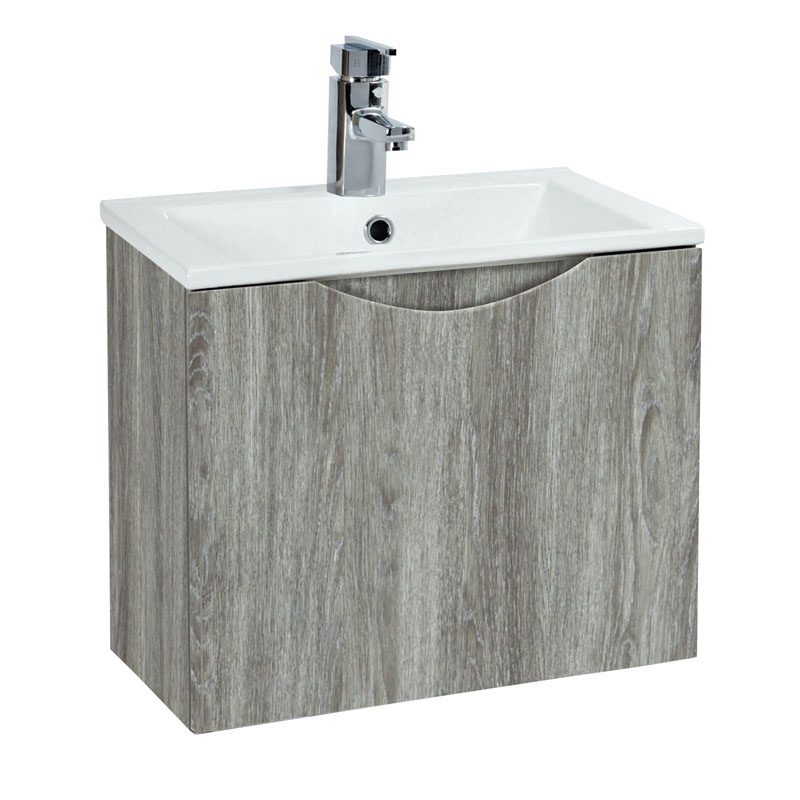MALMO Wall Mounted Unit and Basin 40 Avola