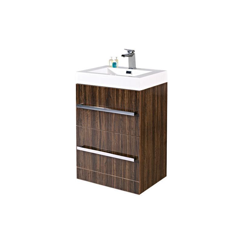 VUE 60cm Basin and Floor Standing Unit