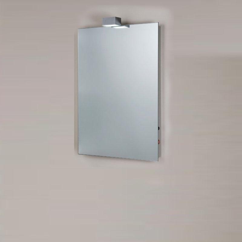 Jupiter Led Downlight Mirror Buy Online At Bathroom City