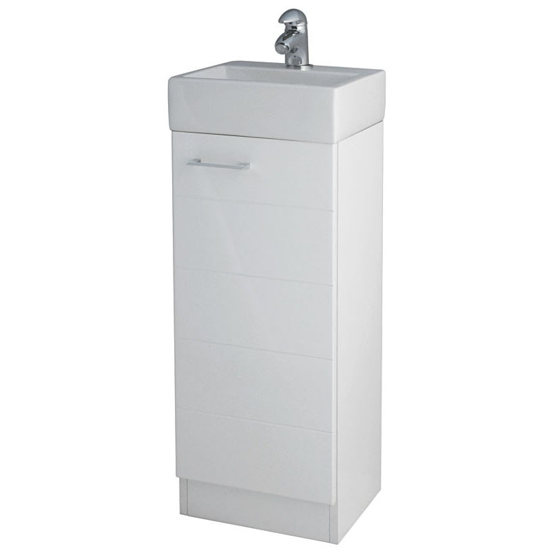 Spark Vaile 325mm Vanity Unit with Trax Basin