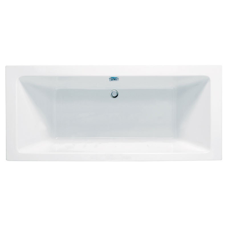 Rectangularo 5 1800 Double Ended Bath Buy Online At