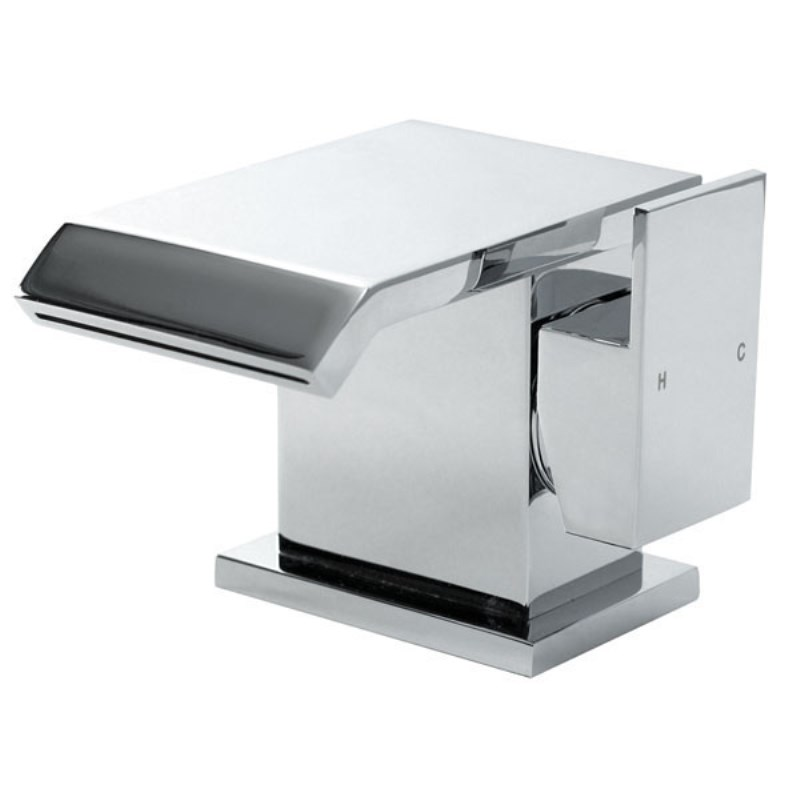 QS Series Basin Mono Tap with Sprung Waste