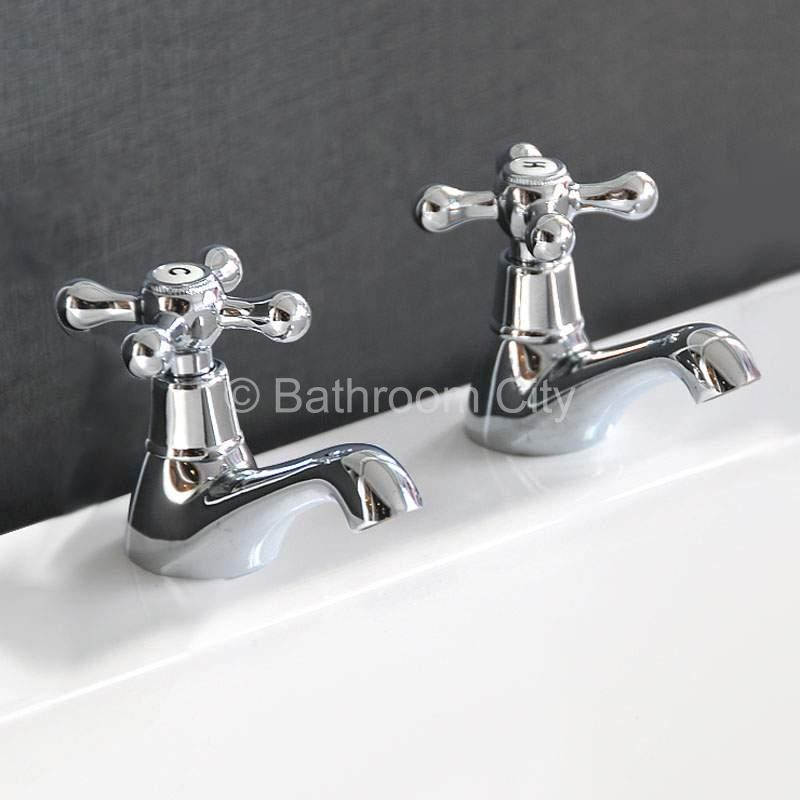 Duchess Traditional Basin Taps