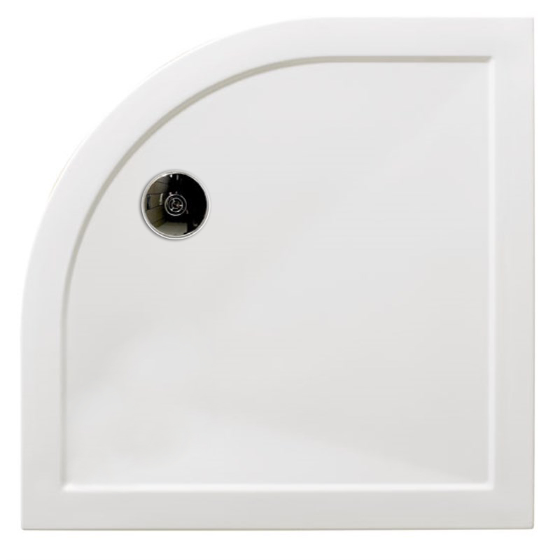 Quadrant Easy Plumb Low Profile Resin Shower Tray Buy Online At Bathroom City