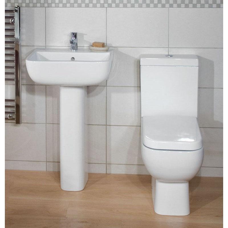 Series 600 4 piece bathroom suite buy online at bathroom city for Buy bathroom suite uk