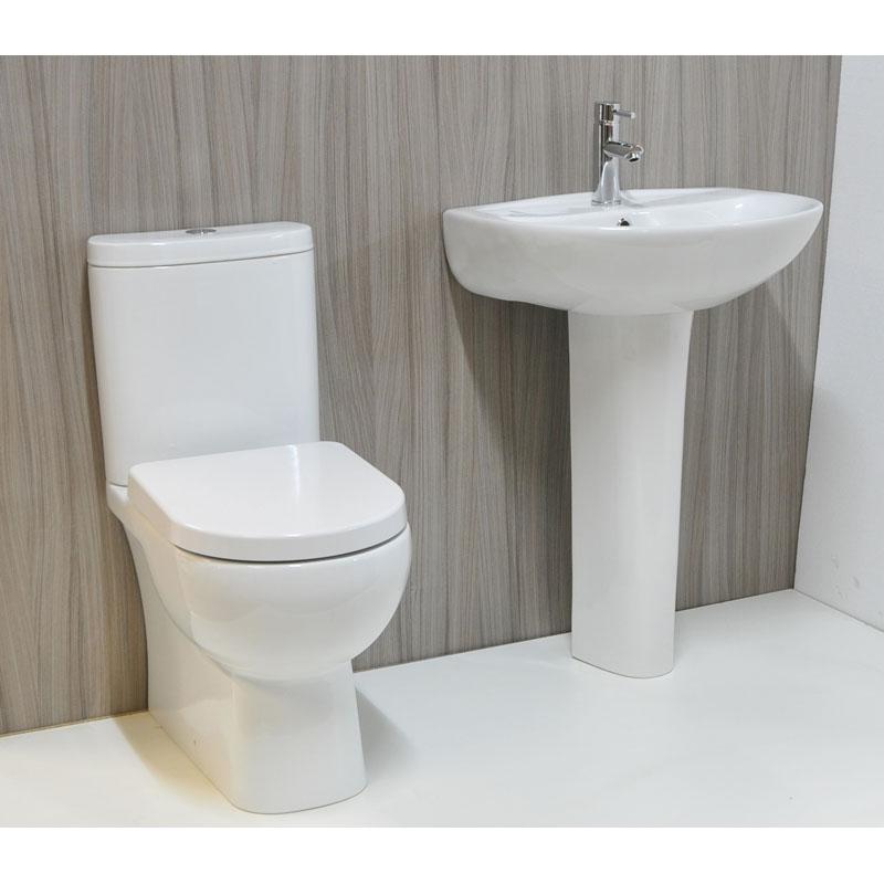 BC Tonique 4 Piece Bathroom Suite