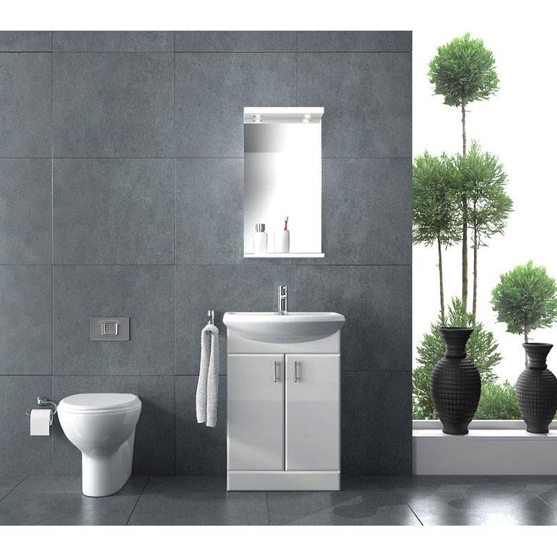 Sonark Compact Bathroom Suite
