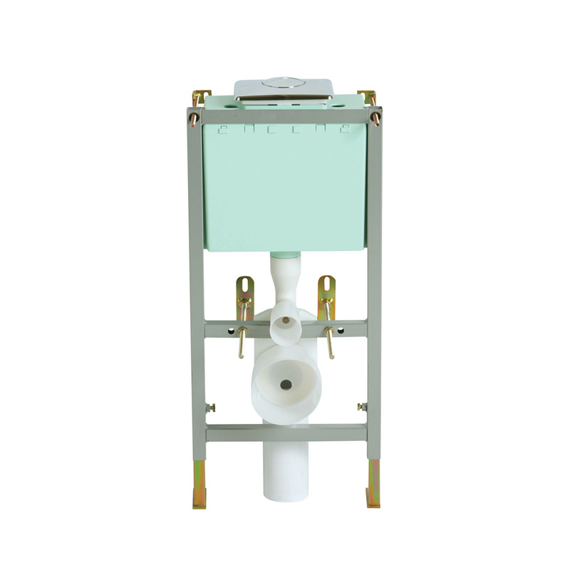Top Acc wall hung frame & conc cist