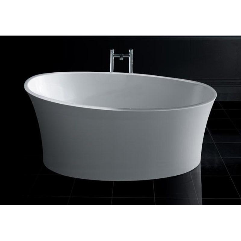 White Delicata Bath 1520mm