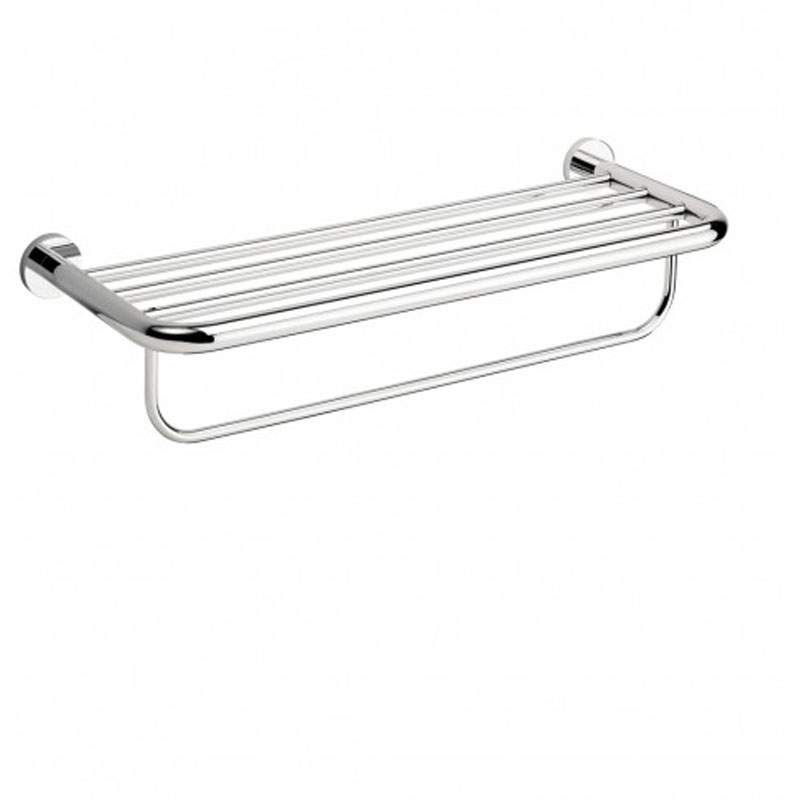 CENTRAL AC Towel Rail 2 Tier 580mm
