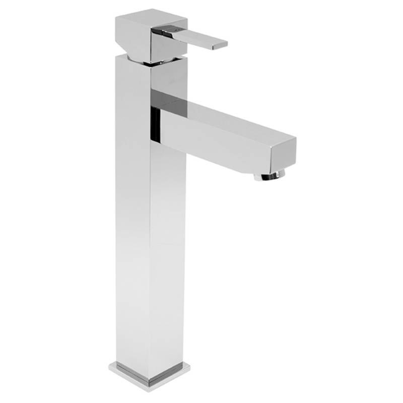 extended mono basin mixer single lever deck mounted smooth bodied no watse