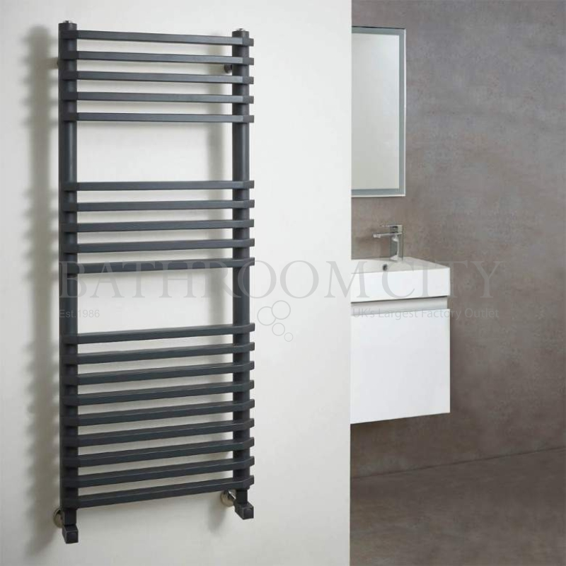 DIANA 800 x 500 White Radiator