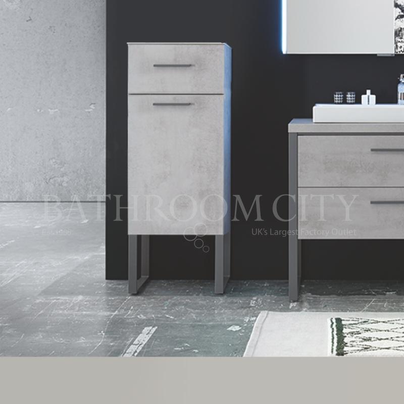 Solitaire 9025 Highboard 1 drawer 1 door 730x450x330 LH PG1