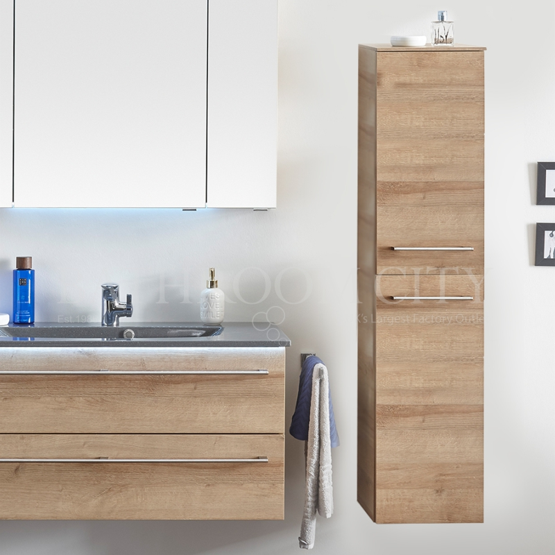 Solitaire 6025 Tall cupboard 2 doors 1680x450x170 LH PG1
