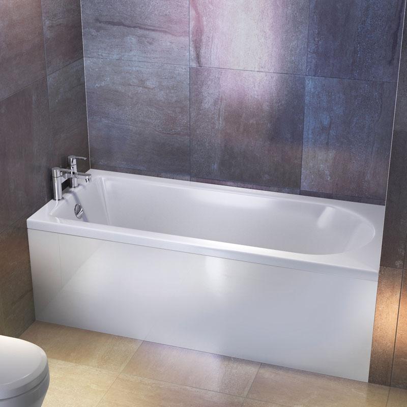 Reuse Single Ended Bath Small Bath Buy Online At Bathroom City