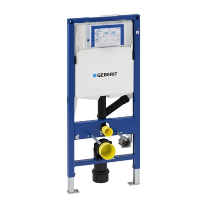 Duofix WC frame H112,Sigma cistern 12cm,odour extraction - PreWall (UP320),