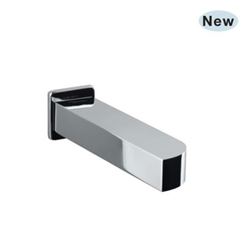 Alive Bath Spout with Wall Flange