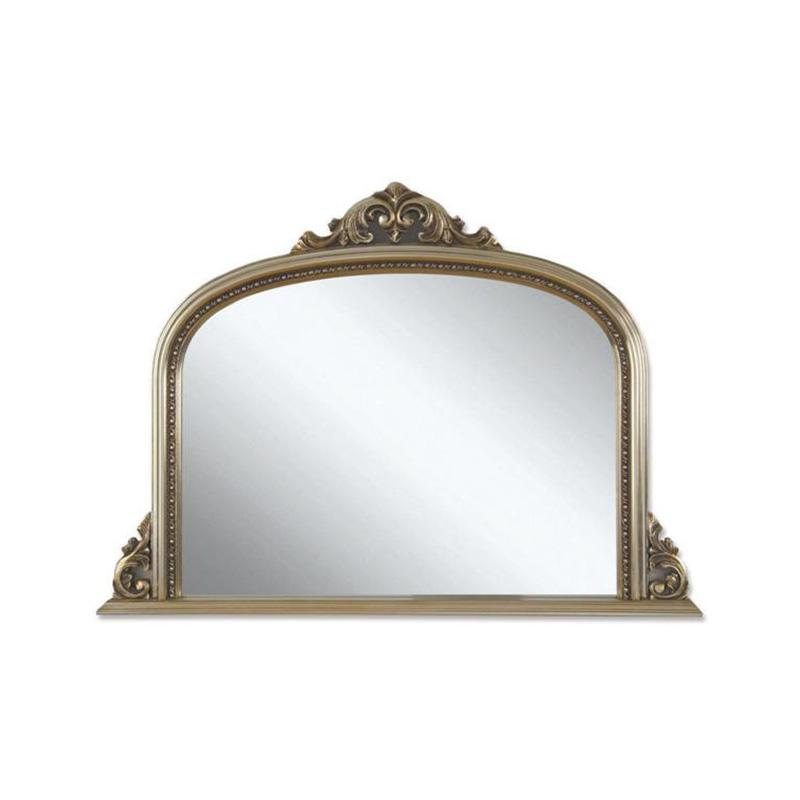 Archway Mirror 127cm x 91cm Champagne Silver