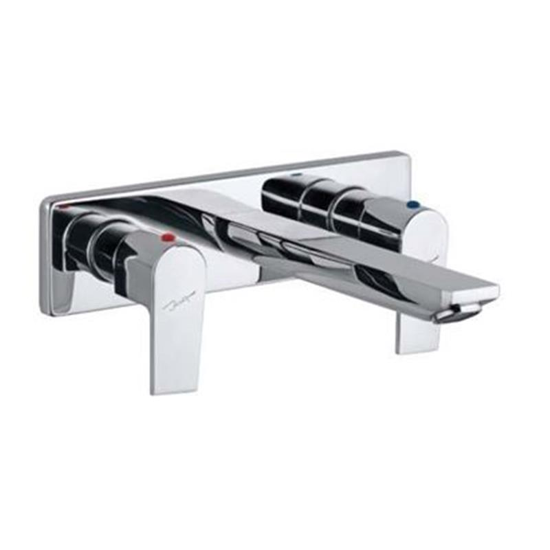 Aria Built-in Two Concealed Stop Valves with Basin Spout, LP 0.3