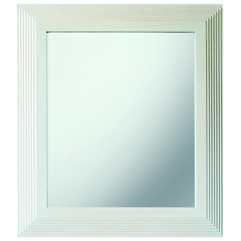Astoria Small Mirror White